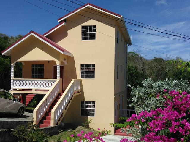 Caribbean Dream Family Friendly - Rodney Bay - Semesterboende