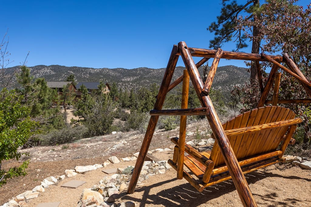 Explore Big Bear Lake from this 3-bedroom, 2-bathroom vacation rental house!