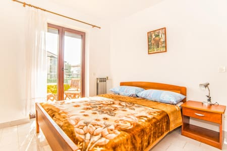 Apartments Jurić / Two Bedrooms B4 1. KAT - Umag - Lejlighed