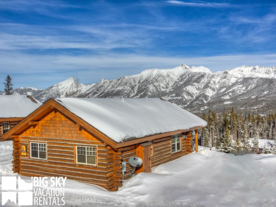 Big Sky Resort, Cowboy Heaven 15 Derringer, Exterior, 1