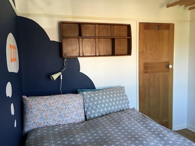 Cosy double room near Streatham Common - London - Apartment