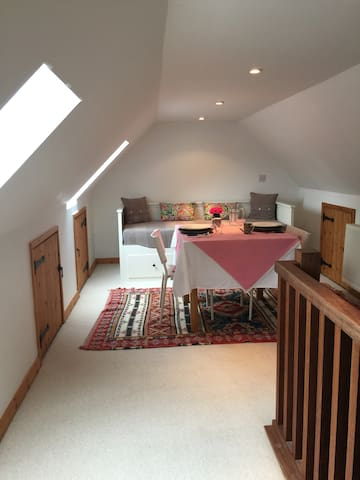 Luxury guest house close to Cambridge