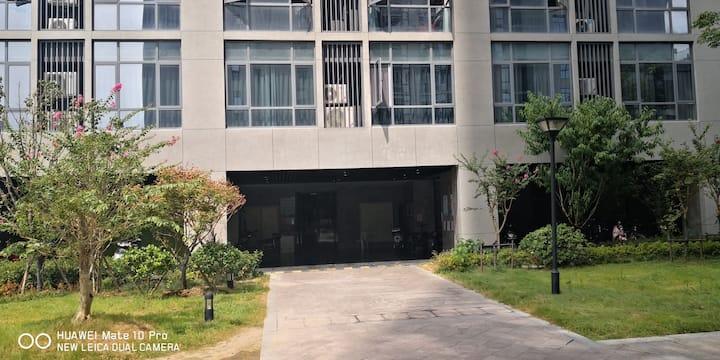 嘉兴南湖蔚蓝空间