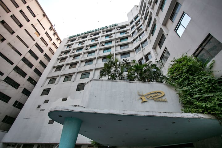 Hotel Purbani - Great location in Dhaka city.