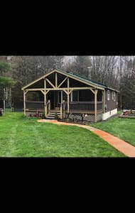 Windham Area  2 BR Cabin In The Woods