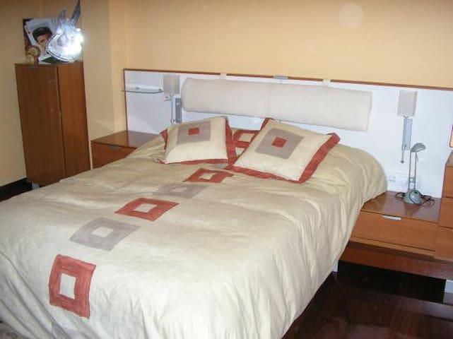 atico castro vilanova arousa - Vilanova de Arousa - Apartment