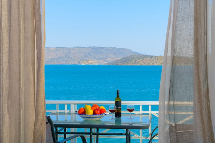 Margarita's seafront luxury apartment
