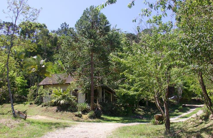 Chalé na Mantiqueira no aconchego da natureza! - Santo Antônio do Pinhal - Chalet