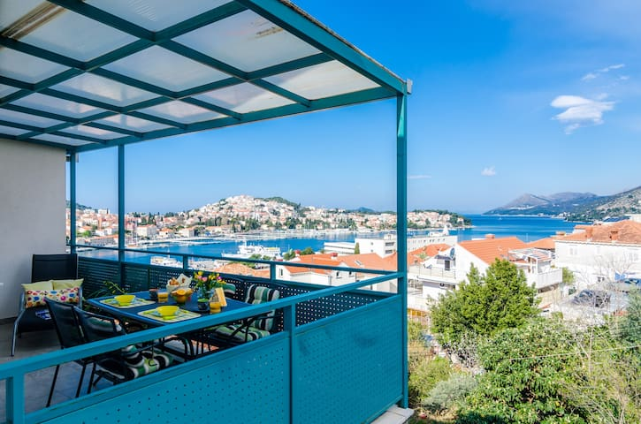 Radovan - 1Bedroom Apartment with Balcony&Sea View