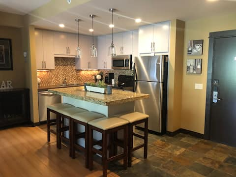 Silver Creek Lodges Condo in Canmore