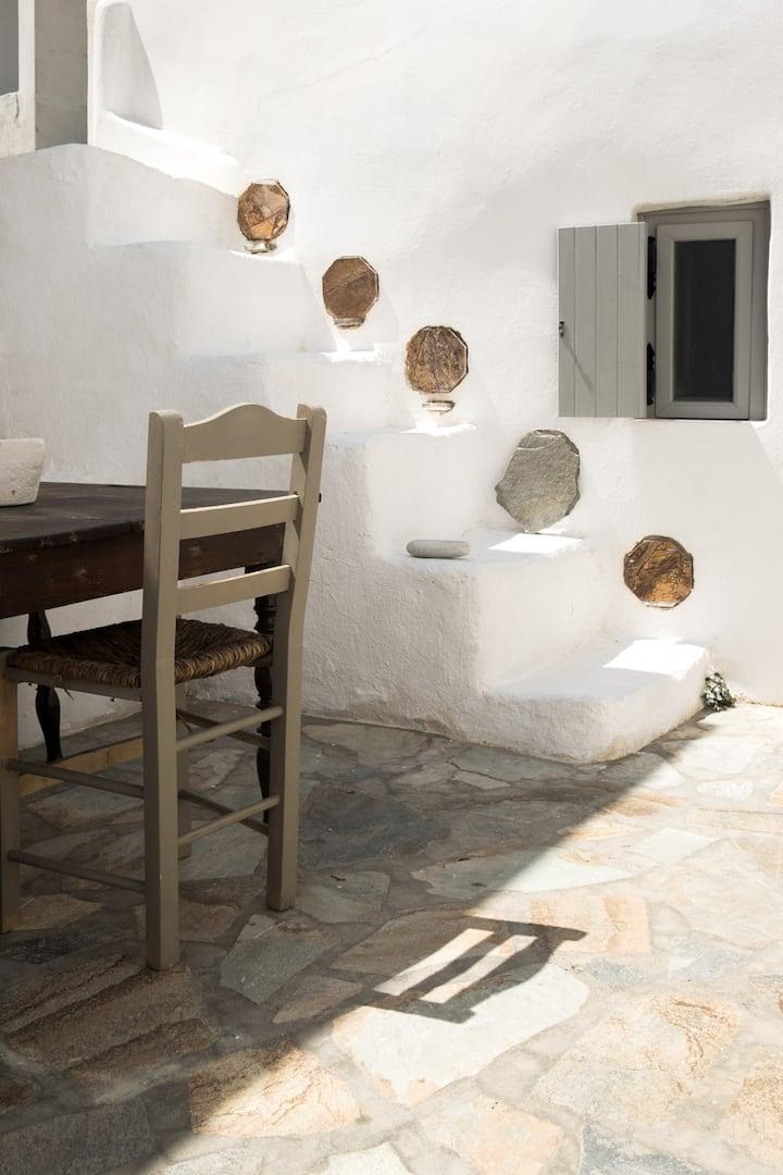Παραδοσιακό κυκλαδίτικο σπίτι