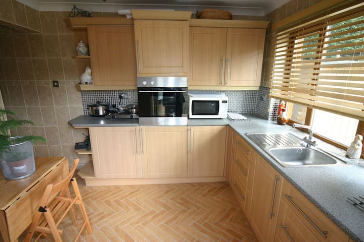 The Garden Apartment at Bryngower - Llanrhidian - Apartamento