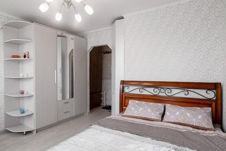 Уютная и чистая квартира.