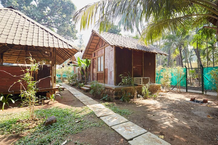 Gandhar Eco Stay - Thal - Nature lodge