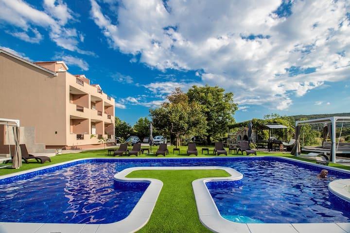 Apartments Villa Subic Kampor / One bedroom C1