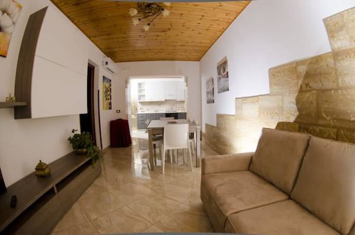 Appartamento vicino aeroporto Trapani - Trapani - Daire