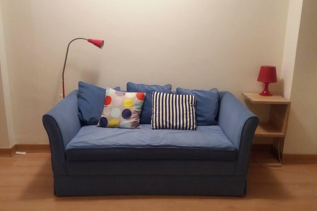 Sofa cama de 1.35cm