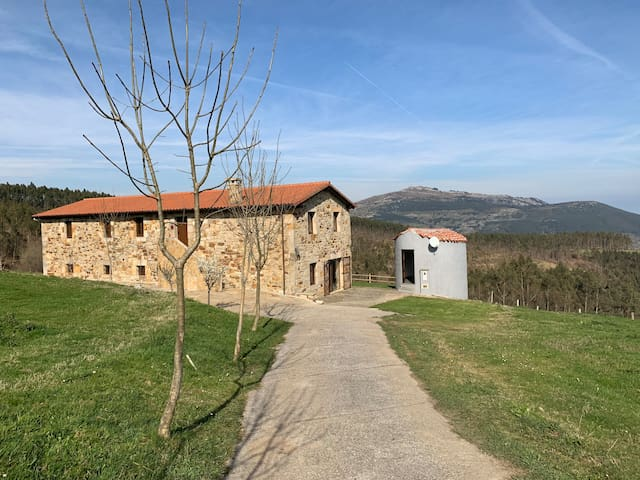 El Manantial, casa rural con maravillosas vistas