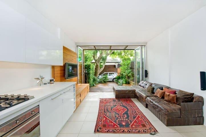 Bedroom in Paddington Terrace