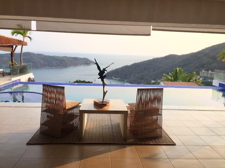 Espectacular Villa Marli