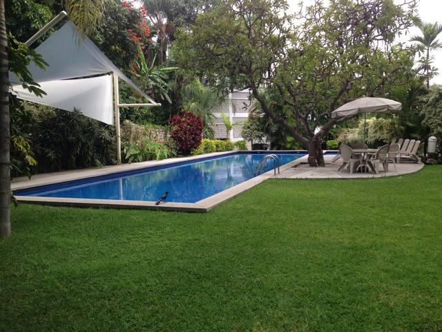 Beautiful apartment - Cuernavaca - Pis