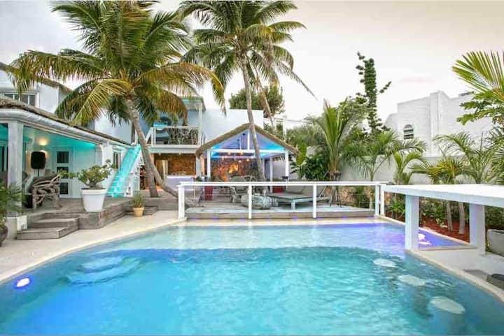 Villa Blue Lagoon SXM