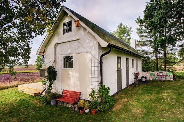 Härliga hönshuset. - Visby - Cottage