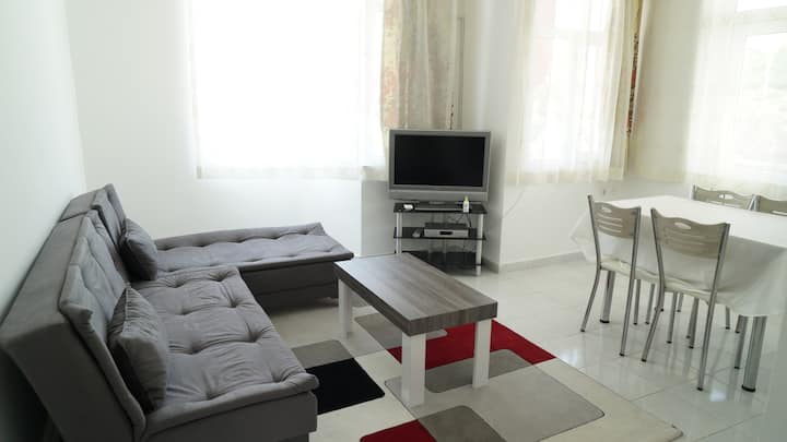 New apartment in the center,close to the sea2