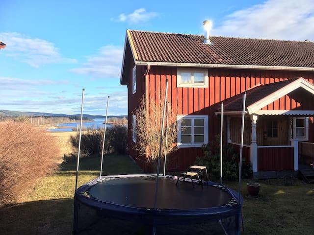 Rum uthyres i fritidshus utsikt - Ullvi - Talo