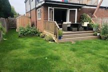Garden and Veg Patch