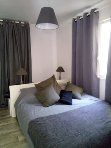 Appartement de charme dans un quartier d'artiste - Bordeus - Pis
