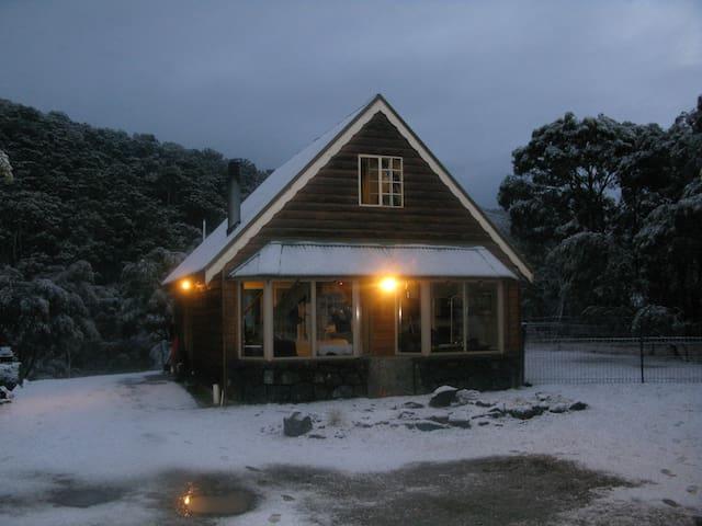 Big Yard Mountain Cabin (BMC)