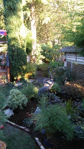 Suburban Retreat in Beaverton,Or. - Beaverton - Pension