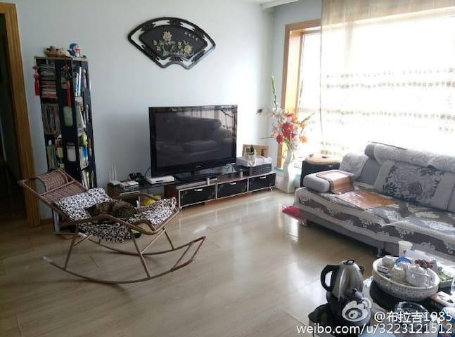夏天来避暑,冬天看雪,看冰,看景,让你安静的看世界 - Harbin - Apartemen