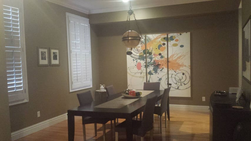 Private room/ or whole house in Lafayette Square