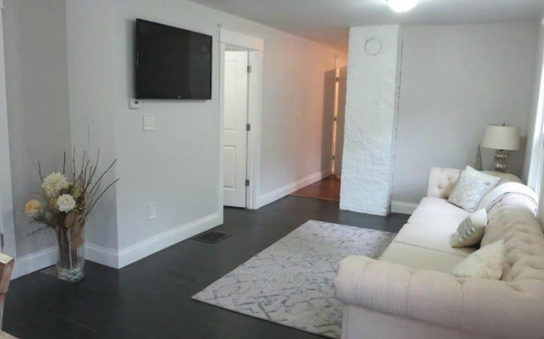 NEW! Renovated Apt Downtown Saratoga Springs