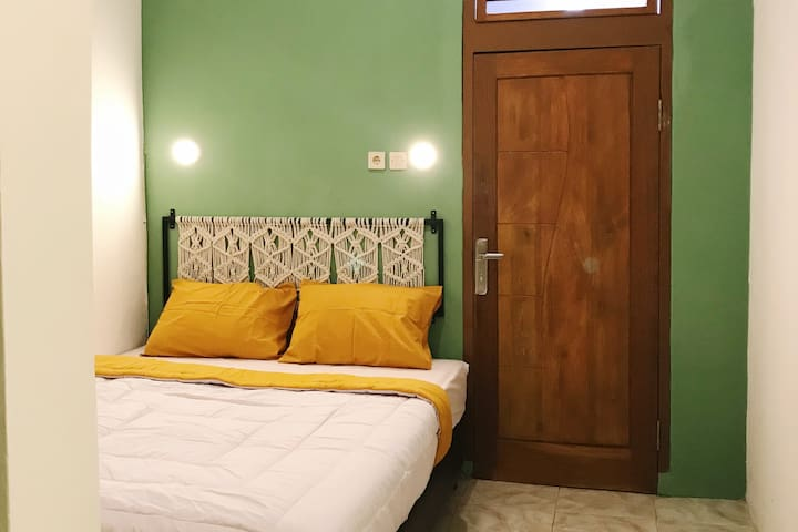 Private Room 3 of SAHASI Stay, Cozy Place at Bogor