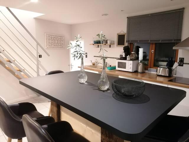 Appartement cosy à Chinon