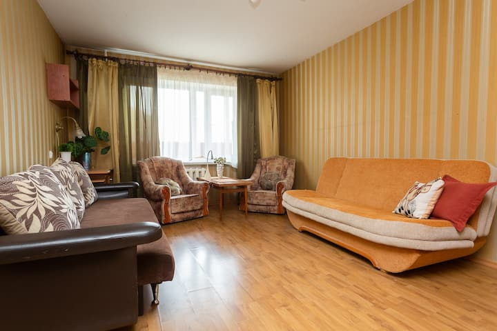 Однокомнатная квартира в сердце Калининграда