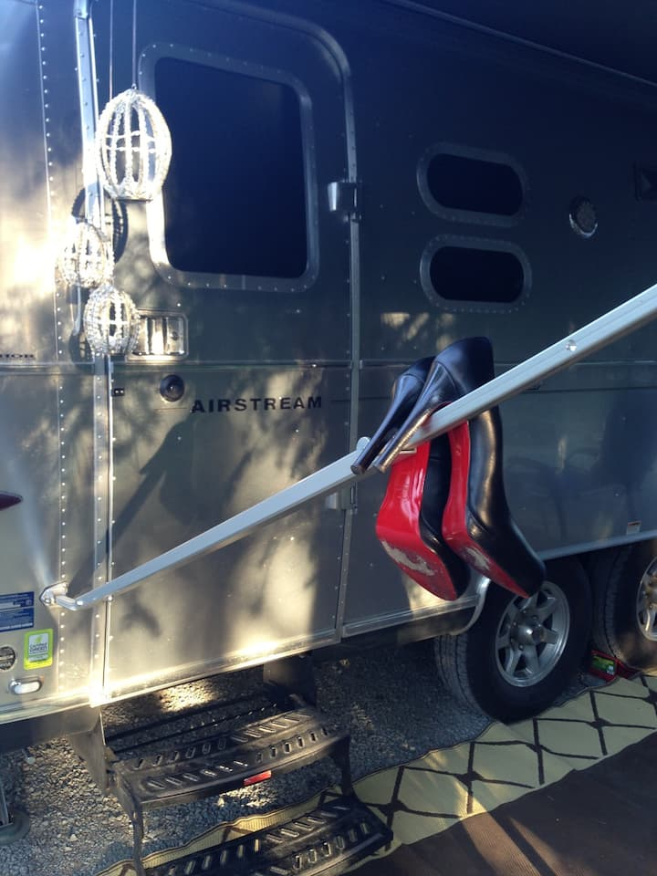 Wanted: Airstream Glampers