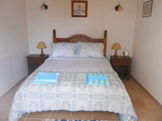 Double Bedroom in the Annex.