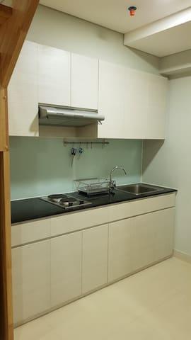 Maqna Residence Loft Apartment 2 Bedroom 76 m2