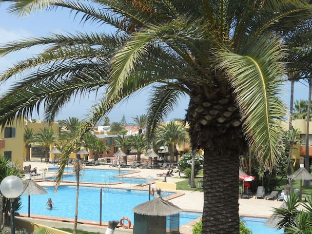 IBISCO - Precioso apartamento con vista piscina