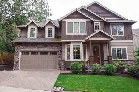 SW Portland Family Home - Tigard - House