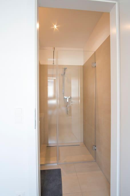En Suite Bathroom in Bedroom #1