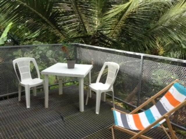 F3 à louer ou chambre Route de Redoute Martinique - Fort-de-France - Apartment
