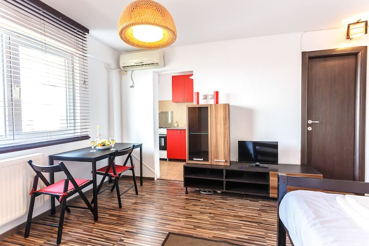 Your #1 Studio in Bucharest!! - București - Appartement