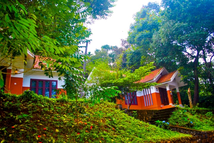 Room in Private Villa with a View at Wayanad