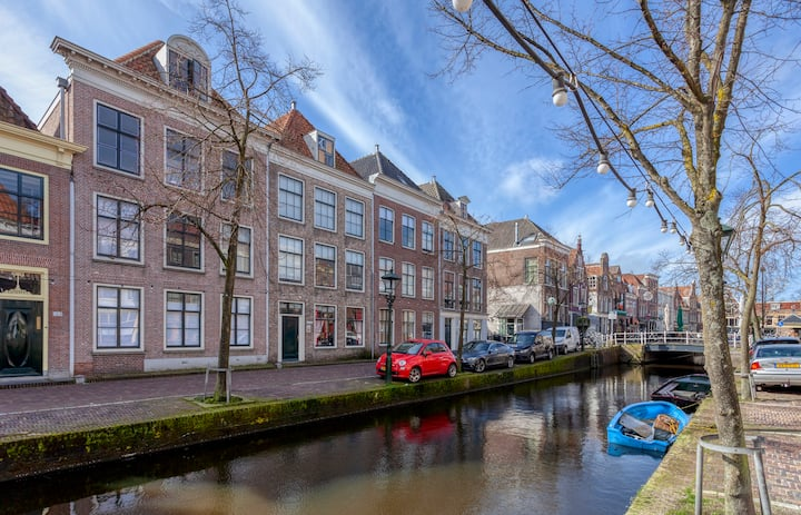 Historic Alkmaar City Centre Residence (sleeps 4)