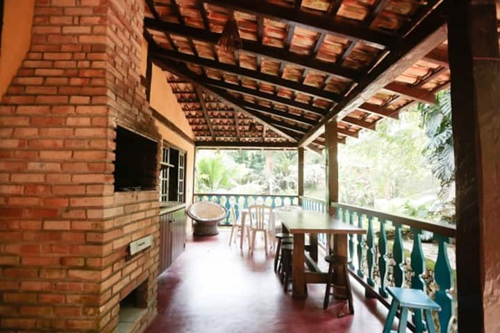 Casa 6 -Cond. fechado - Pet Friendly